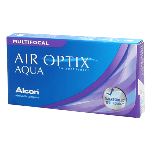 Air Optix AIR OPTIX AQUA Multifocal 3