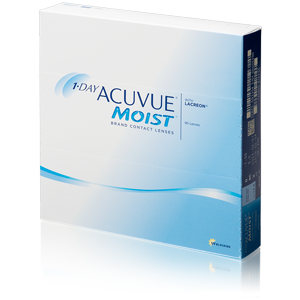 Acuvue 1-Day Moist 90