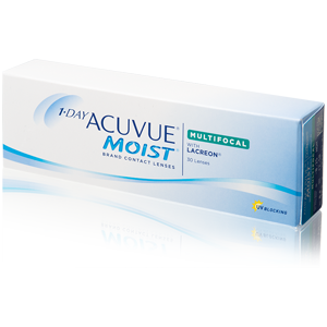 Acuvue 1-Day Moist Multifocal 30