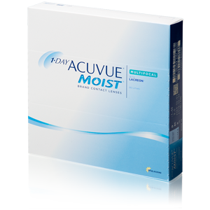 Acuvue 1-Day Moist Multifocal 90