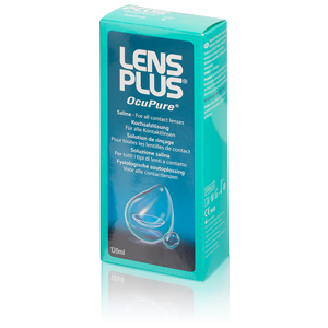 Lens plus Plus OcuPure - 120ml