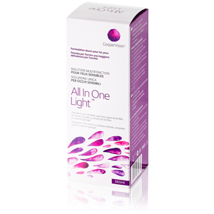 Sauflon Allinone light 360ml