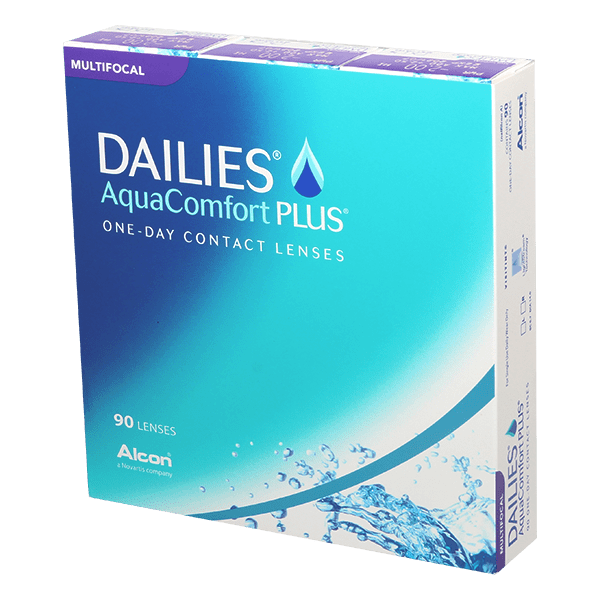 Dailies DAILIES AquaComfort PLUS Multifocal 90